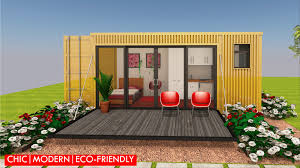 100 Living In Container An Offgrid Shipping Cabin Prefab Design With A