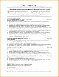 Executive Assistant Resume Samples Awesome 9 Senior Administrative