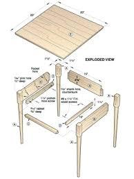 Diy Bedside Table Plans Rustic Bedside Table Reclaimed Wood Look