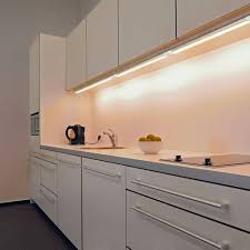 cabinet led lighting dimmable counter kitchen lighting