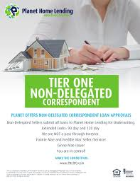 Planet Home Lending s newest division is looking for Lending Partners…
