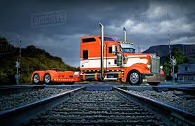 Semi-truck Crossing Railroad Track - Stock Photo - Dissolve Miniart Military 135 German Railroad 15ton Aa Type Truck New Hdpacing Union Pacific In Springfield Il 11715 Used Trucks Readily Available Cherokee Equipment Llc The Sprayer A Custombuilt Vegetation Control Hirail Vehicle Australia Western Aries Hirail Restored At Historical Strasburg Editorial Stock 1962 Chevrolet By Drivenbychaos On Deviantart Greater Hume Shire Applying To State And Federal Governments Filecn Railroad Maintenance Truck 176356 120930 02jpg 2009 Ford F 250 Xl Crew Cab Crew Cabs For Sale That Go Tracks Youtube Delta Cstruction 469 Star 3 Flickr