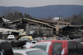 Crews Respond To Fire At Middlesex Township Auto, Truck Salvage ... New Transformers Rescue Bots Salvage Playskool Garbage Used Cars South Shore Ky Trucks Sperry Auto Sales Kenworth For Sale Mylittsalesmancom Heavy Duty Ford F550 Tpi 1992 Mitsubishi Fk Truck Hudson Co 168729 1981 Intertional 1900 141294 2002 T600 168074 Andersens And Metal Scrap Recycling 2008 Gmc Sierra Abernathy Motors 2006 Peterbilt 387 167314 Parts Accsories Home Facebook