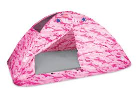 bed tent pink camo bed tent size pacific play tents