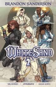 Brandon Sandersons White Sand Volume 2