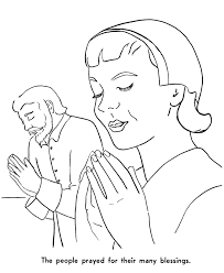 Bible Printables The Pilgrims Story Coloring Pages