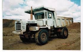 100 Euclid Truck Old Dump Truck Australia Terex S Dump
