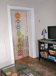 Bamboo Bead Curtains For Doorways by Bamboo Beaded Door Curtain Strands Decorative Panel Drape Doorways