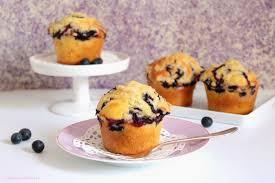 l allée des desserts muffins aux myrtilles ultra moelleux