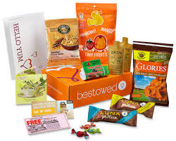 Healthy Office Snacks Delivered by Healthiest Subscription Boxes 13 Boxes That Bring Healthy Eating