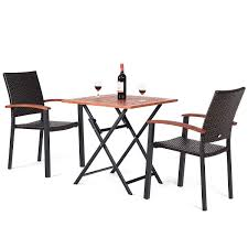 Amazon.com: FDInspiration 3 Pcs Garden PE Rattan Folding ... Oakville Fniture Outdoor Patio Rattan Wicker Steel Folding Table And Chairs Bistro Set Wooden Tips To Buying China Bordeaux Chair Coffee Fniture Us 1053 32 Off3pcsset Foldable Garden Table2pcs Gradient Hsehoud For Home Decoration Gardening Setin Top Elegant Best Collection Gartio 3pcs Waterproof Hand Woven With Rustproof Frames Suit Balcony Alcorn Comfort Design The Amazoncom 3 Pcs Brown Dark Palm Harbor Products In Camping Beach Cell Phone Holder Roof Buy And Chairswicker Chairplastic Photo Of Green Near 846183123088 Upc 014hg17005 Belleze