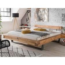 balkenbett massiv stahlkufen vier größen up möbel