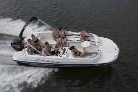Hurricane Fun Deck 201 by Page 14 Of 31 For Deck Boats For Sale Moreboats Com