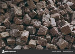 100 Rectangular Parallelepiped Texture Backdrop Background Pile Wall Of Stone Bricks