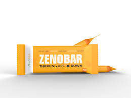 Zenobar Energy Bar Concept On Packaging Of The World