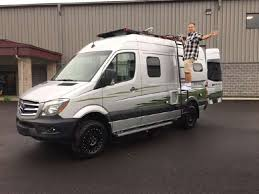 2018 Winnebago Revel 44E 4X4 Sprinter Mercedes Turbo Diesel In Thousand Oaks