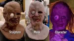 Halloween Express Purge Mask by Uss Halloween Horror Nights 5 Hhn5 Prosthetic Mask Making