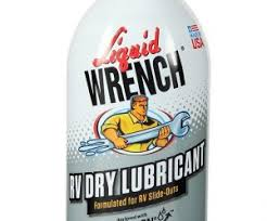 Liquid Wrench RV Dry Lube