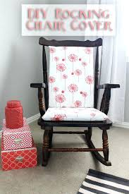 Glider Rocking Chair Cushions For Nursery by Wooden Rocking Chair Cushions For Nursery Glider Rocking Chair