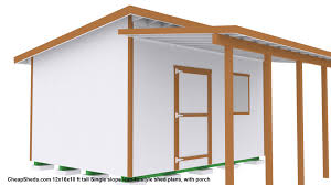 Floor Joist Spacing Shed by Lean To Style Sheds