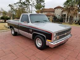 1984 Chevrolet C10 For Sale | ClassicCars.com | CC-1057898 1984 Chevrolet Silverado Pickup W39 Indy 2017 Classic 1500 Regular Cab View All K10 Scottsdale Stepside 4x4 For Sale On Bat Auctions K20 4wheel Sclassic Car Truck And Suv Sales C10 Louisville Showroom Stock 1495 Youtube C70 Tpi Hot Rod Network Chevy Parts Trucks Gmc Custom Deluxe Pickup Truck Item Da1148 Ck 10 Overview Cargurus