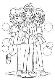 Best Friend Coloring Pages To Download And Print For Free Within Amazing Friends