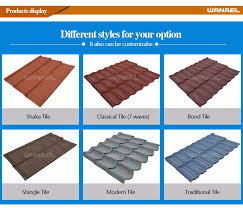 sale in africa coated metal roof tile aluminum roofing