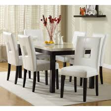 White Dining Room Set Inspirational Terrific Black And Of Elegant Interesting