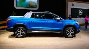 100 Compact Pickup Trucks Volkswagens US CEO Says Around 25000 Would Be A Smart Price For A