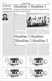 Newspaper Design Software Free