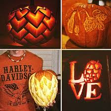 Puking Pumpkin Carving Ideas by 6 Halloween Pumpkin Carving Inspirations For Beer Geeks