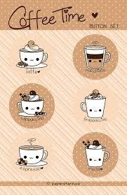 Who Knew Kawaii Coffees Are So Cute