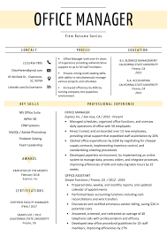 Office Manager Resume Sample & Tips | Resume Genius Dental Office Manager Resume Sample Front Objective Samples And Templates Visualcv 7 Dental Office Manager Job Description Business Medical Velvet Jobs Best Example Livecareer Tips Genius Hotel Desk Cv It Director Examples Jscribes By Real People Assistant Complete Guide 20