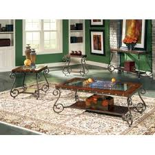 steve silver stafford end table el550e living room furniture