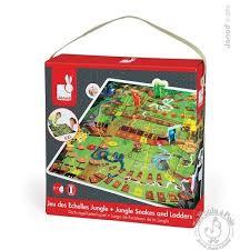 jeux de cuisine jeux de la jungle jeu de société géant jungle snake janod