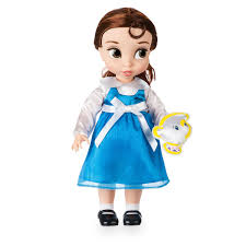 Disney Animators Collection Belle Doll 16 ShopDisney