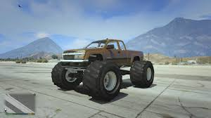 Chevrolet Colorado Monster Truck - GTA5-Mods.com Albany Cavalcade Fxt Cabrio Monster Truck For Gta 4 San Andreas Cop Els Iv Big Bob Monster Truck Youtube Patching Now Free On Xbox 360 Gaming Trend Dodge Ram 3500 2010 Bigfut Xbox Cheat Codes 5 Cheats Grand Theft Auto V Caddy
