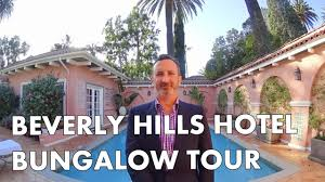 100 Bungalow 5 Nyc BEVERLY HILLS HOTEL Tour Inspired By Liz Taylor YouTube