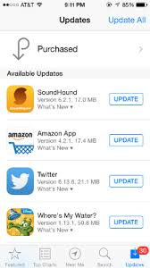Troubleshoot App Store Purchases That Are Not Updating iOS