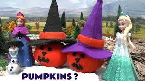 Thomas The Train Halloween Stencils by Kids Play Doh Frozen Halloween Pumpkin Disney Princess Magiclip