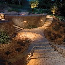 retaining wall lighting c艫utare retaining walls