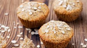 apfel hafer muffins