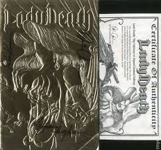 Lady Death The Odyssey 1996 1GOLDSIGNED3
