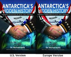 Despite The Different Covers Content In US And European Editions Of Antarcticas Hidden History Are Identical It Reader Will Learn About