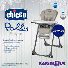 Let Chicco Help You On Your Baby's... - Babies R Us South ...