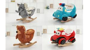 Best Plush Rocking Horses & Animals W/ Seats For Babies ... Maxicosi Titan Baby To Toddler Car Seat Nomad Black Rocking Chair For Kids Rocker Custom Gift Amazoncom 1950s Italian Vintage Deer Horse Nursery Toy Design By Canova Beige Luxury Protector Mat Use Under Your Childs Rollplay Push With Adjustable Footrest For Children 1 Year And Older Up 20 Kg Audi R8 Spyder Pink Dream Catcher Fabric Arrows Teal Blue Ruffle Baby Infant Car Seat Cover Free Monogram Matching Minky Strap Covers Buy Bouncers Online Lazadasg European Strollers Fniture Retail Nuna Leaf Vs Babybjorn Bouncer Fisher Price