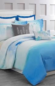 Blue Tie Dye Bedding by Ombre Bedding Interiors Pinterest Ombre Bedding Ombre And
