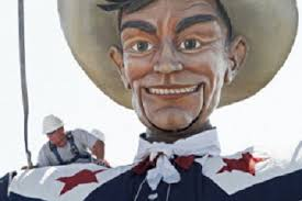 Big Tex We Can Rebuild Him