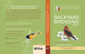Backyard Birdsong Guides | Donald Kroodsma Are You A Dragonfly Judy Allen Macmillan Liz Botts Books Setting Backyard Garden Darwins Et Al Quiet Book Dollhouse Pool Page Qb Doll House Soft Activity Pacific Kid Backyards Trendy Landscaping For Privacy Innovative Ways To Turn Information Story Books Theres For That Silver Dolphin September New Releases Review An Elephant In My Backyard Peacocks The Rain Impressive Waterfalls Waterfall Kits The Homestead Briden Solutions Emergency And