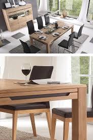 ameno esszimmer aus massivholz esstisch modern tisch